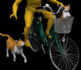自転車買ったよ