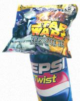 PEPSI SWEP III のボトルキャップ