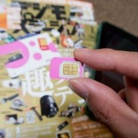 nano SIM を標準 SIM サイズに切り出せ!