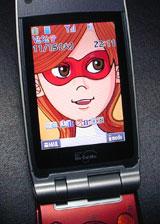 N901iS バックアップ活用テクニック