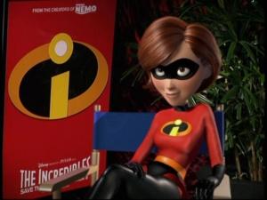 「Mr.インクレディブル」国内版 DVD で削除された映像