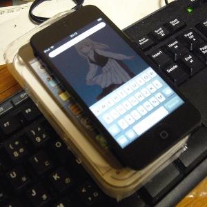 Apple iPod touch 5Gen (MD724J/A)