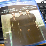 The Matrix Reloaded / The Matrix Revolutions (Two-Pack)